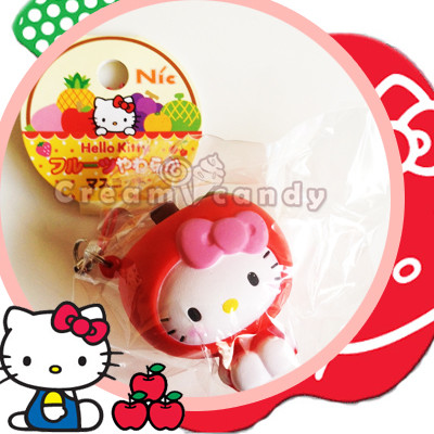 hello rare kitty nic apple squishy kawaii cute squishy licensed