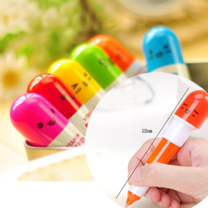 pill vitamin cute stationery ball point pens novelty funny pens cute kids stationery portable pen