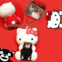 super rare sanrio hello kitty black bear squishy cute japan super rare squishy buy online