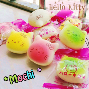 hello kitty mochi squishy fashion accessory cute kids kawaii stuff sweets cafe buy online
