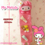 my melody foldable hanger cute sanrio plush bath hanger