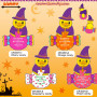 sammy halloween candy squishy pre order