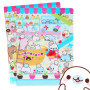 san x mamegoma folder cute mamegoma sweets cafe stationery japan store buy online