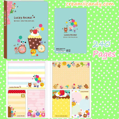 memo book kawaii animals japanese korean stationery memo paper kawaii cute stuff shop australia