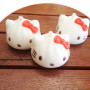 hello kitty sanrio accessory cute hello kitty bun squishy buy online kawaii cute stuff shop