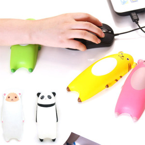 Kawaii Squishy Animal Wrist Rest : Kawaii Squishy Animal Pals wrist rest squishy~ licensed