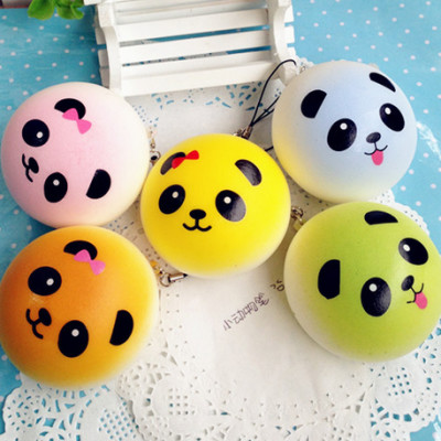 mini panda bun squishy cute stuff shop