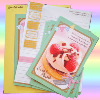 kawaii cute letter set shop australia sweets japanese letter cute stationery
