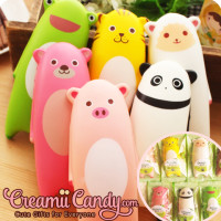 cute squishy animal wrist pad piggy