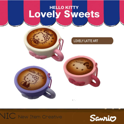 hello kitty latte art squishy cute kawaii shop online stuff