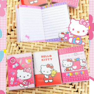 hello kitty sanrio cute book memo stationery stuff kawaii shop