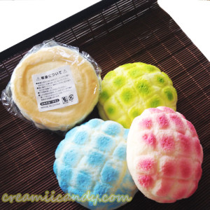 squishy melon bun bread cute stuff wrist rest