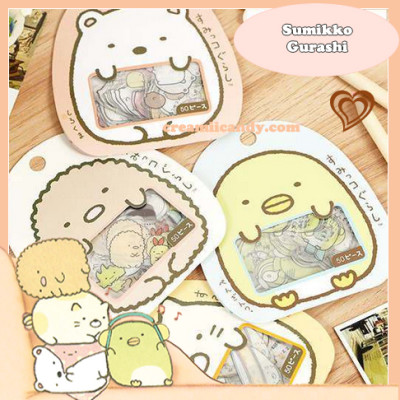 buy sumikko gurashi san-x sticker flakes