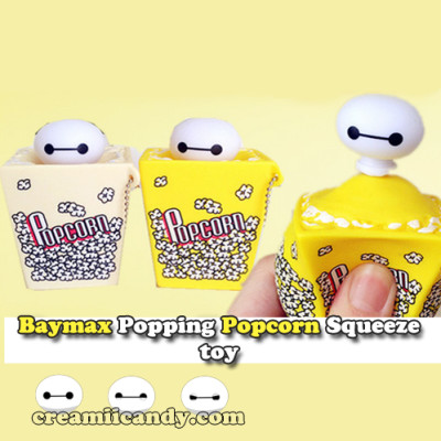 baymax squeeze toy disney baymax cute