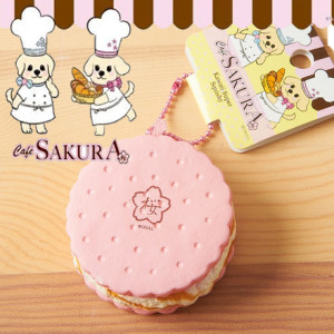 cafe sakura squishy cake roll