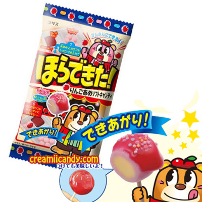 coris candy apple candy kit japan