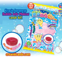 kracie bubble jelly making japanese candy kit cute kawaii