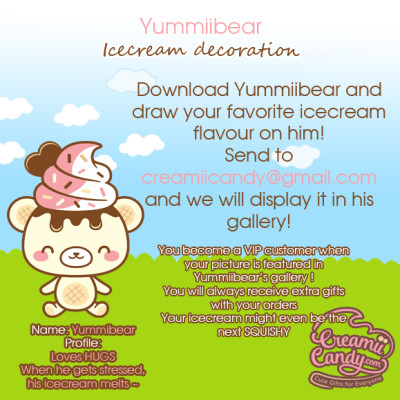 icecreamcompetitionyummiibear
