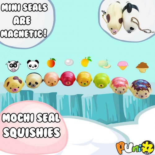 POSTER mochi seals without packaging