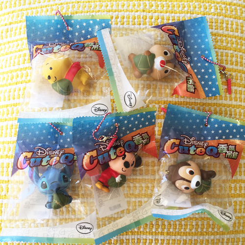disney squishy mickey mouse chip and dale pooh bear