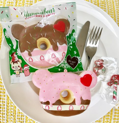 rare-yummiibear-christmas-donuts-cute-kawaii-squishy-shop