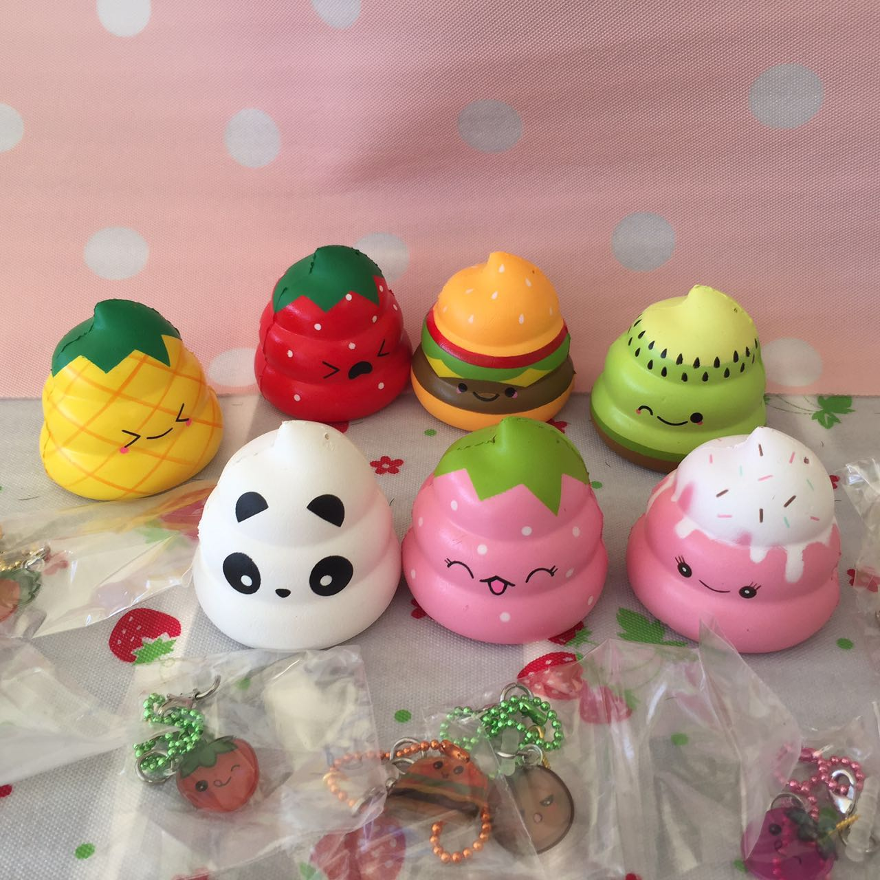 Puni Maru super crazy scented poo series 2!