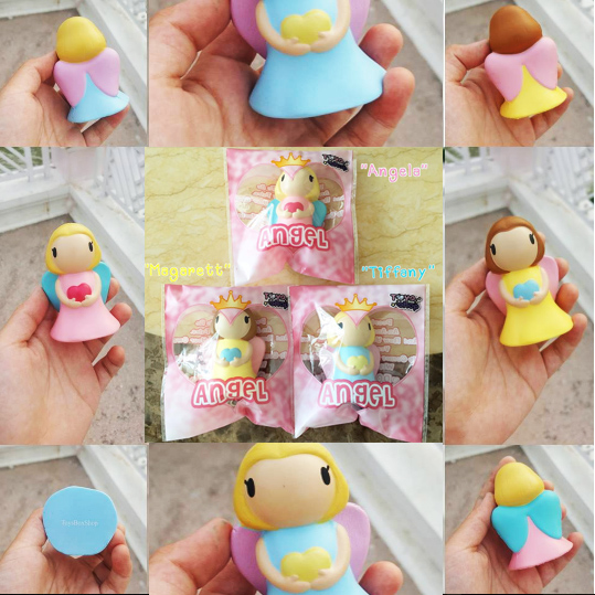 angel squishy rare toyboxshop
