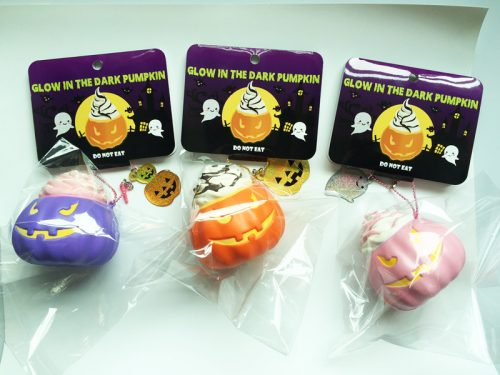 puni maru glow in the dark squishy