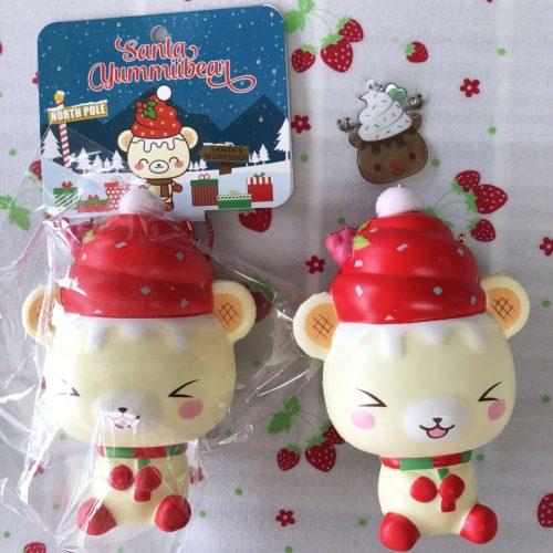 Squishy Cheesecake Toy : Cute Food Squishies